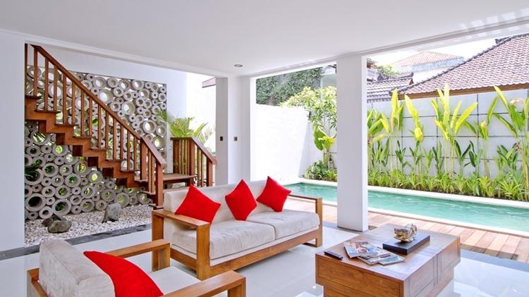Villa Murah Untuk Bulan Madu Di Seminyak