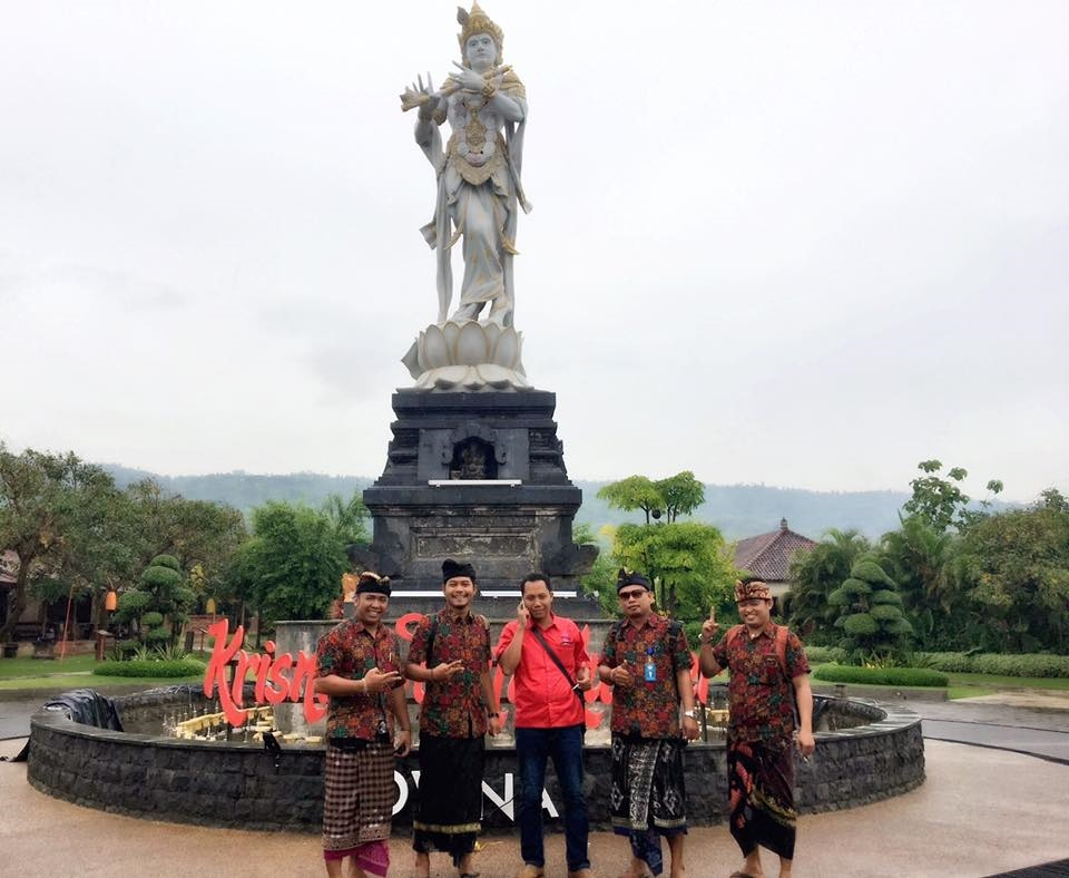 Museum Yang Terkenal Di Bali Seperti Monumen Bajra Sandhi Dan Istana Presiden Tampak Siring Ini Memang Sudah Sejak